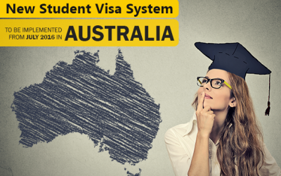 Student Visa Program has changed!