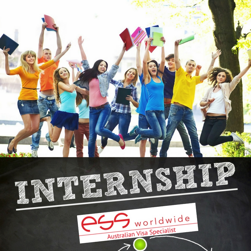 internship opportunity at ESS