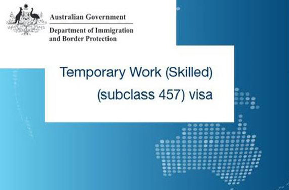 Changes to the Temporary Work Skilled visa – 457